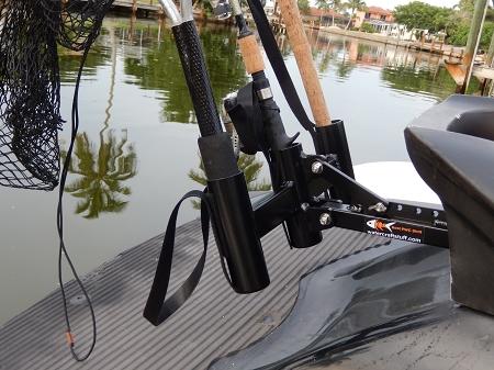 Jet ski fishing jetski fishing racks jet ski for Jetski fishing rack