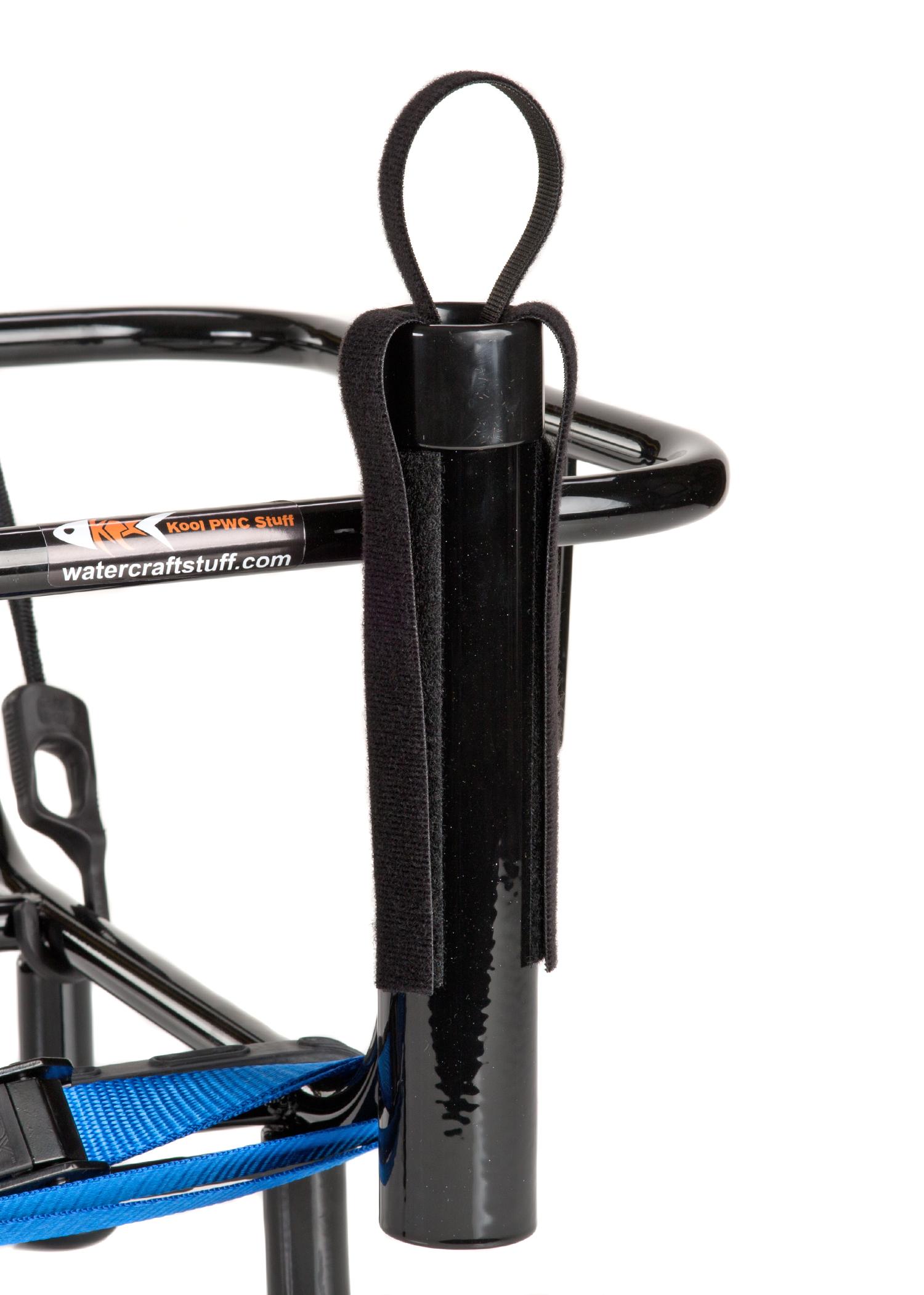 Jetski fishing rack with 4 rod holders kool pwc for Fishing rod holders