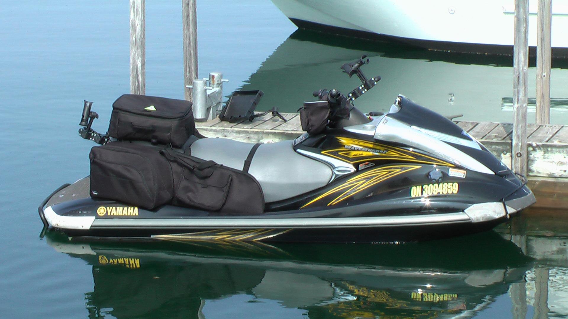 Jet ski fishingtackle bag for Jet ski fishing accessories