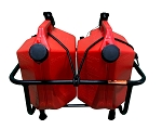 Jet Ski Fuel or Small Cooler Universal Rack Only