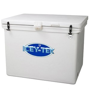 Icey -Tek 450 Quart Cooler Without Runners