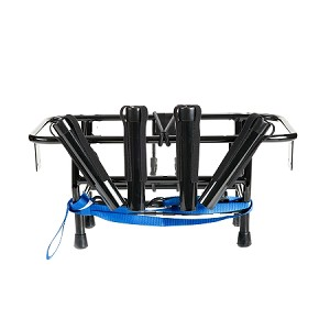 JET SKI FISHING RACK 4X ROD HOLDERS